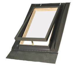 Окно-люк WGI стеклопакет
