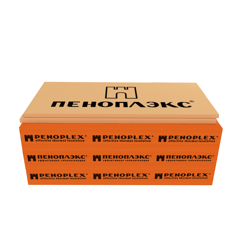 Теплоизоляция Пеноплэкс Основа 1185х585х50 мм 8 плит