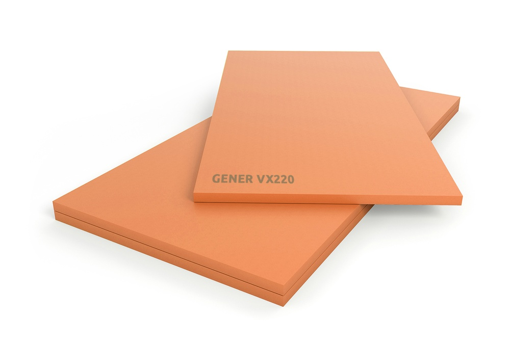Виброизолирующий мат Gener VX 220
