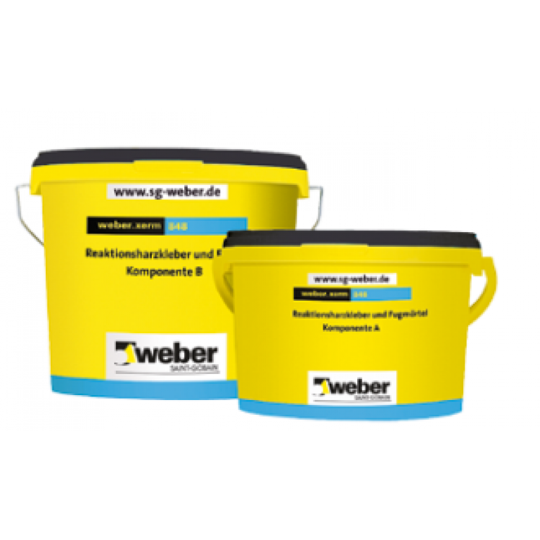 Cостав для укладки и затирки мозаики и плитки weber.xerm 848