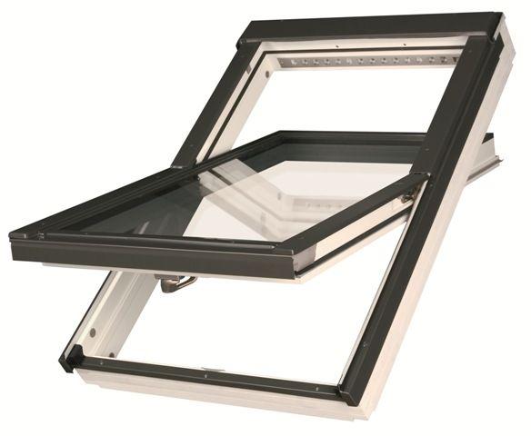 Окно мансардное FTU-V U3 (белое)
