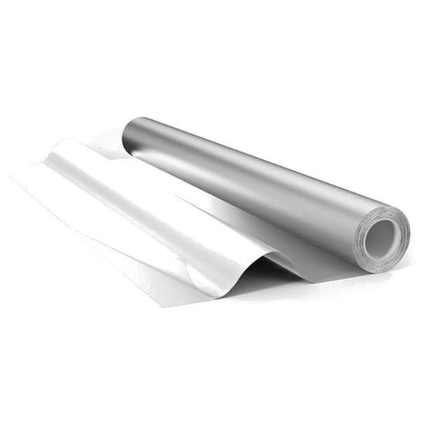 Фольга алюминиевая для бани 50 мкр 10 м2