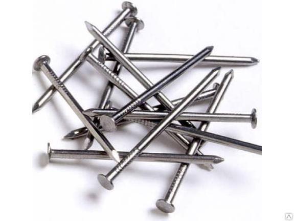 Гвозди строительные 1,2х20мм 5 кг ГОСТ 4028 - 63