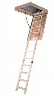 Лестница чердачная LWS Plus