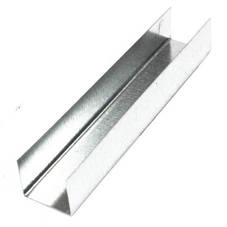 Профиль направляющий ППН 27х28х0.5 мм 3000 мм