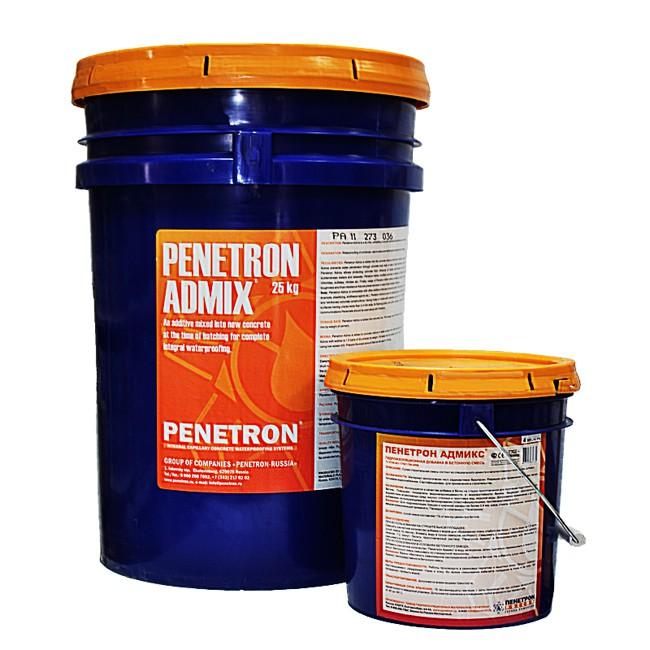 Гидроизоляционная добавка в бетон Пенетрон Адмикс 5 кг
