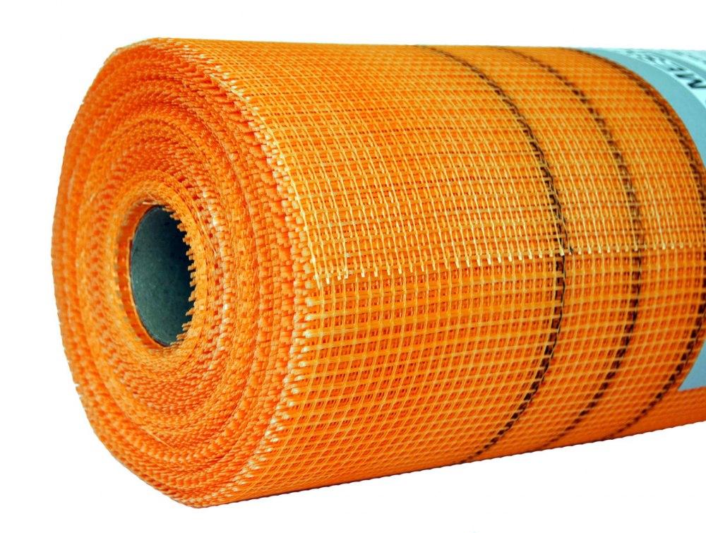 Сетка стеклотканевая 145 г/м2 (5х5 мм)