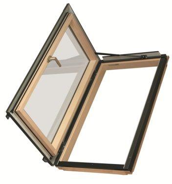 Окно мансардное распашное FWL U3