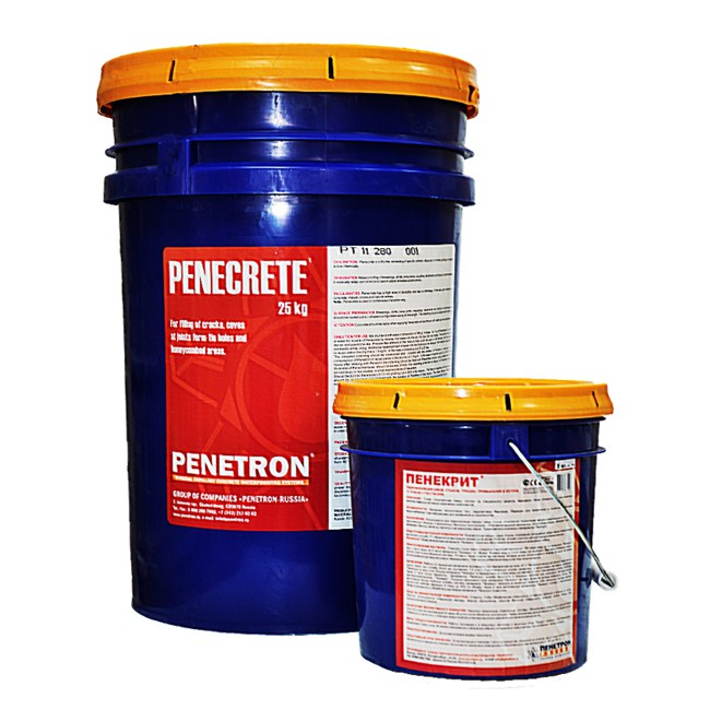 Смесь для гидроизоляции швов Пенекрит 5 кг