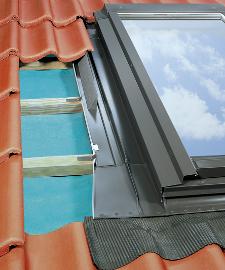Изоляционный оклад EZW-P для распашных окон