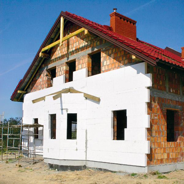 Теплоизоляция домов и построек